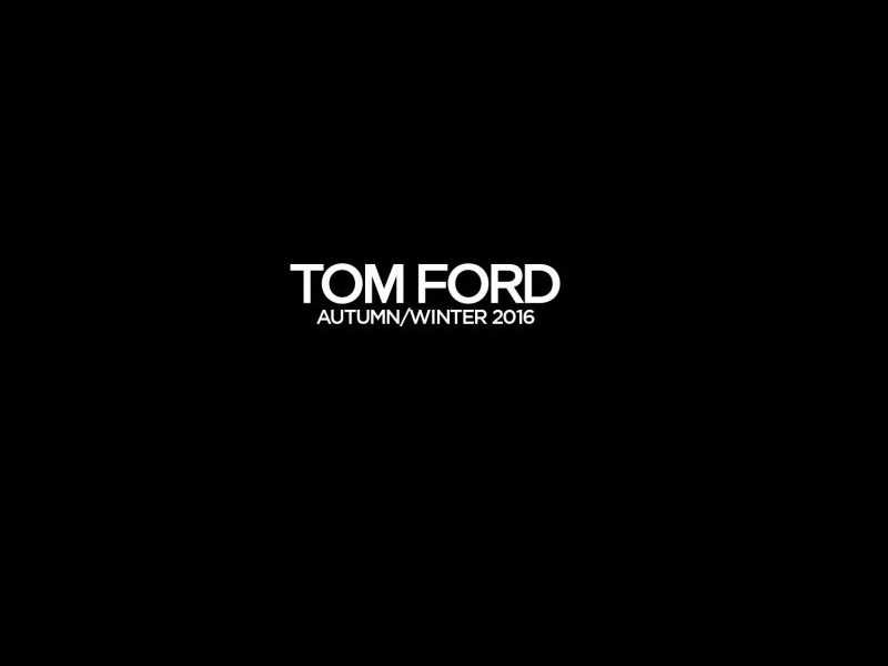 Tom Ford NYC