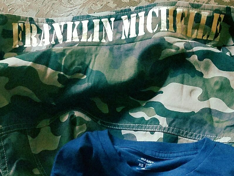 franklin michelle clothing
