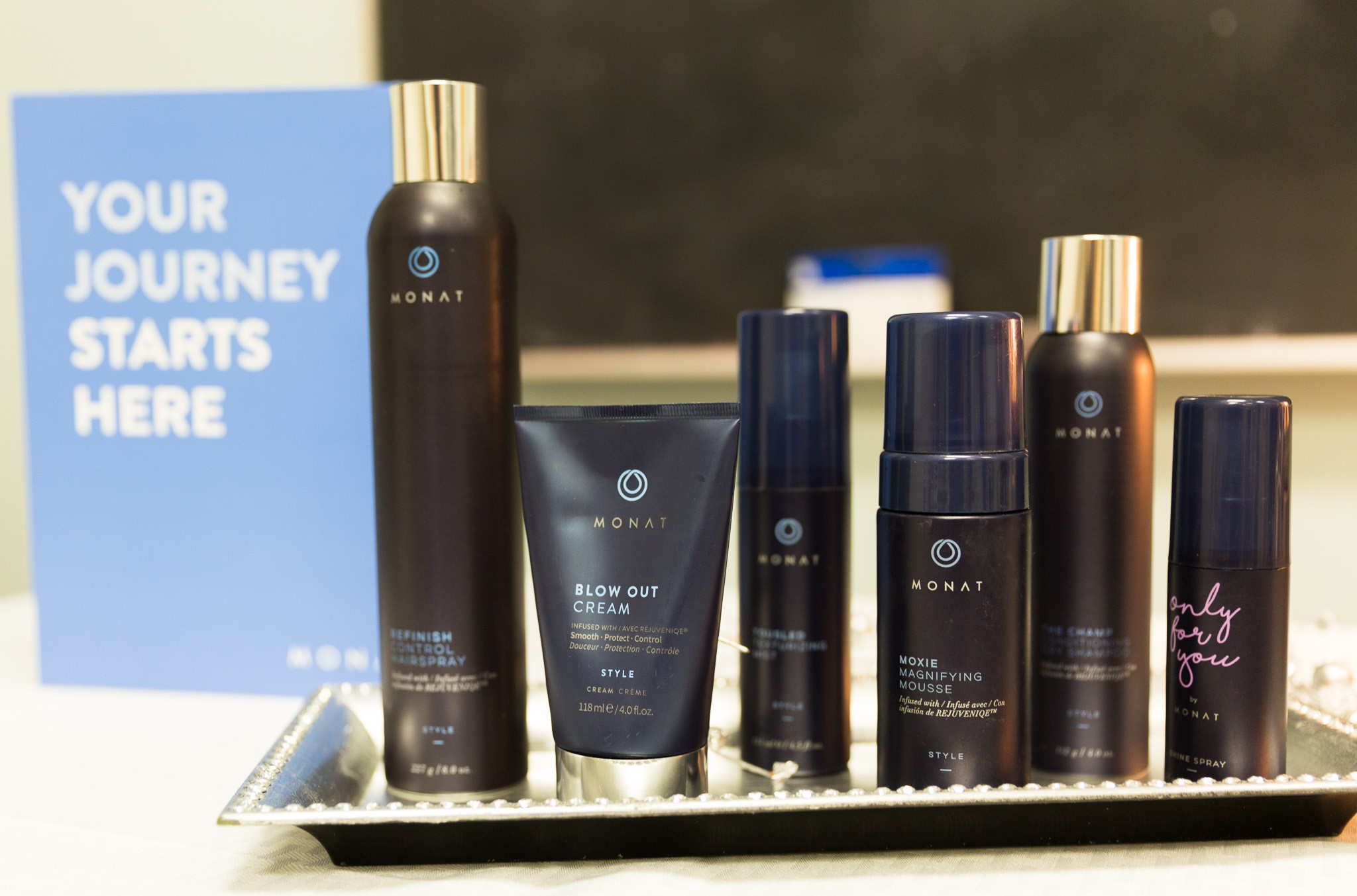 monat hair care