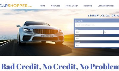 carshopper website