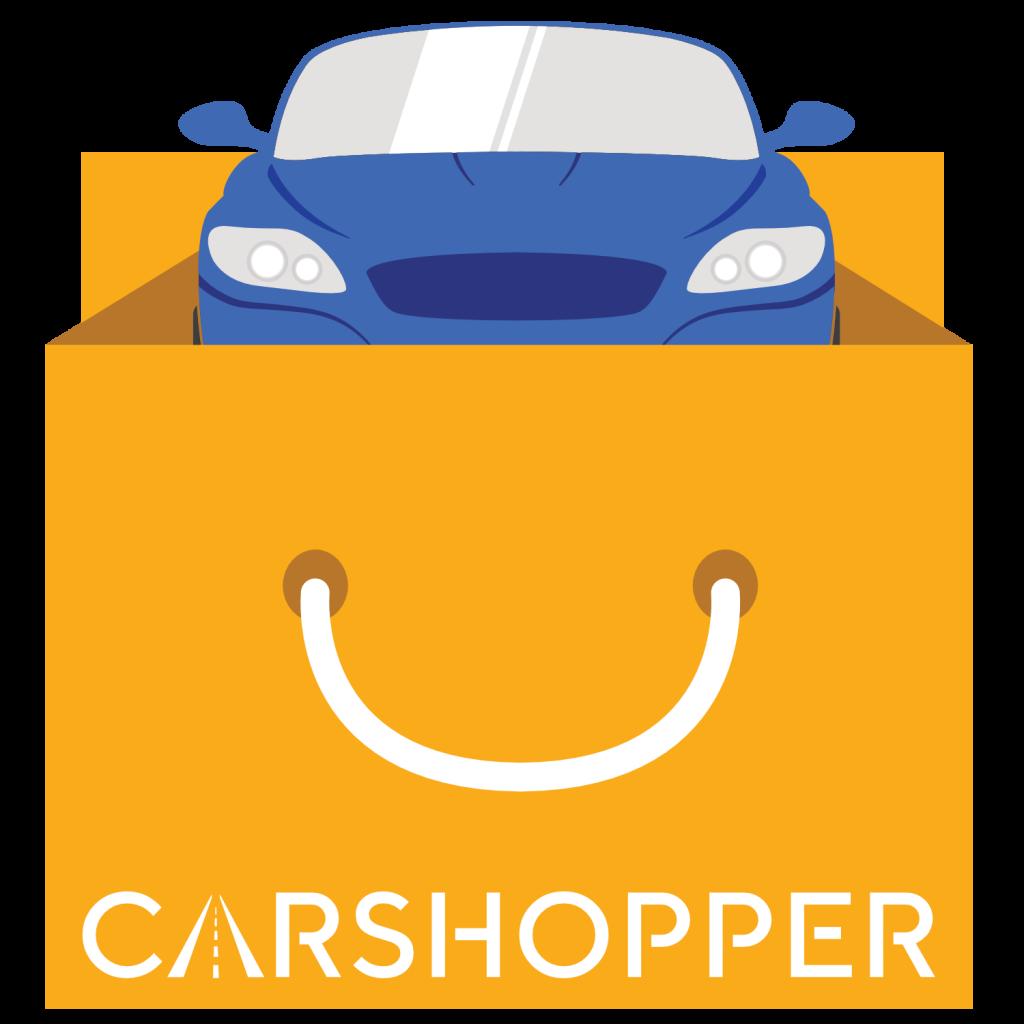carshopper logo bag