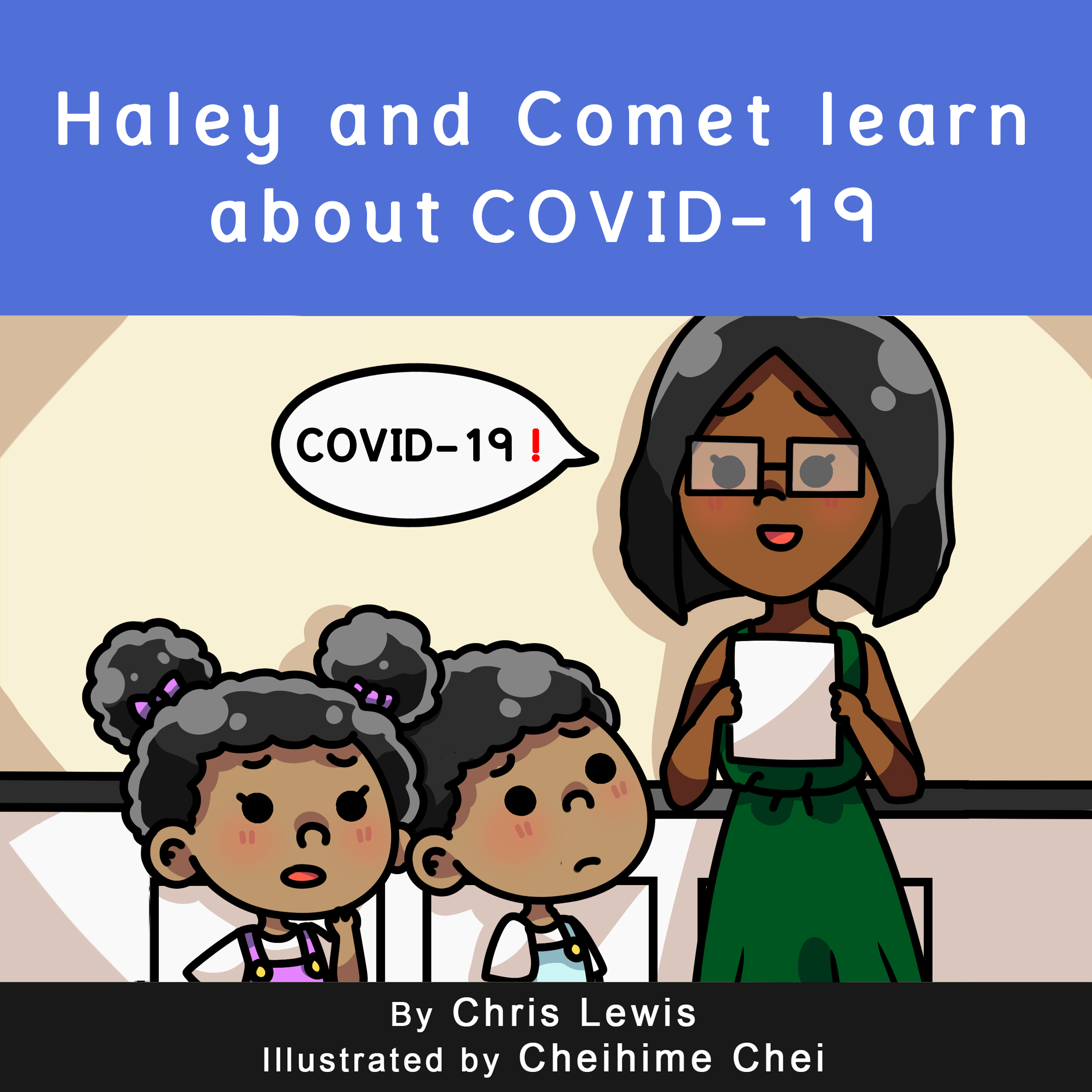 haley and comet covid-19